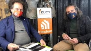 intervista per il sistema duo system cappotto sismico e termico con architetto viscido