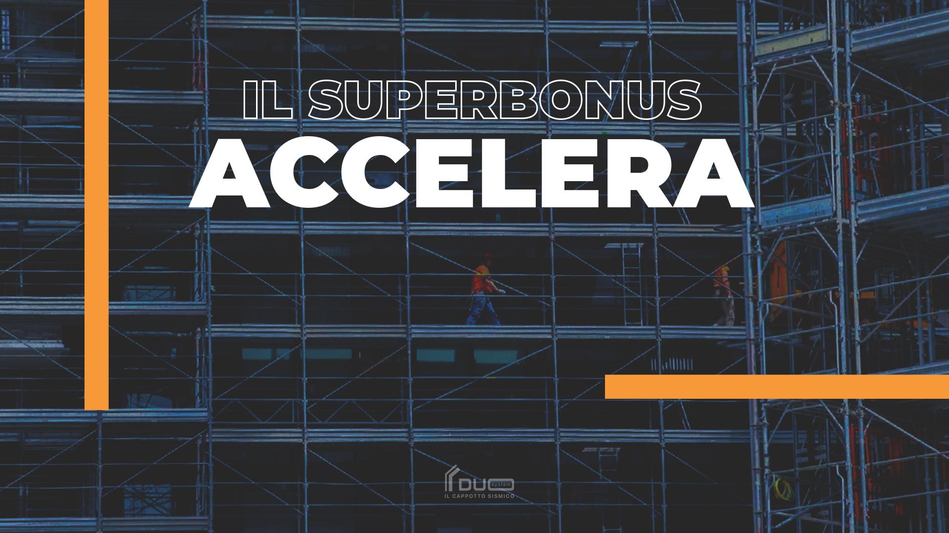 superbonus -settembre 2021